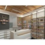 Bau- und Renovierungsdienstleistungen für Apotheken von Medonshelf
