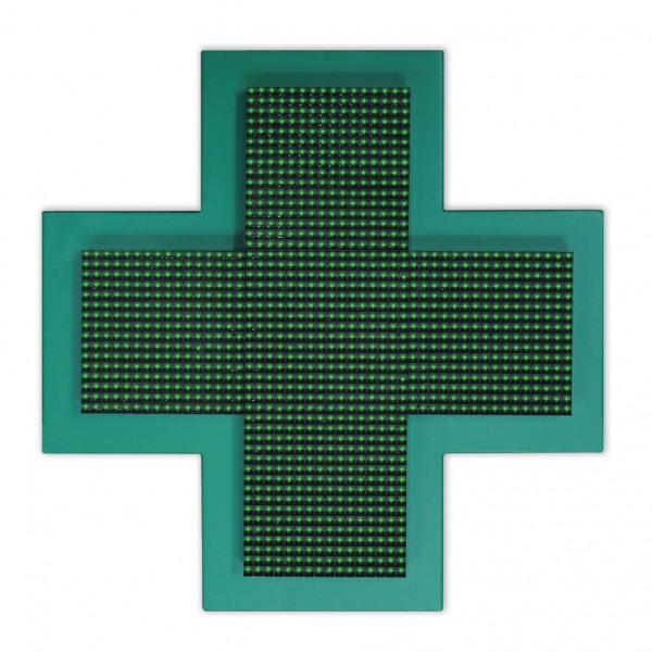 Einfarbiges Apothekenkreuz Led 56cm